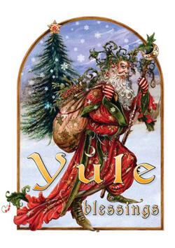 Yule et les racines païennes de Noël