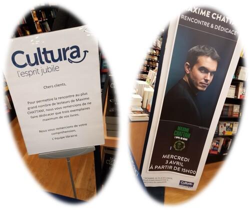 Cultura St Maximin (60) - 3 Avril 2019