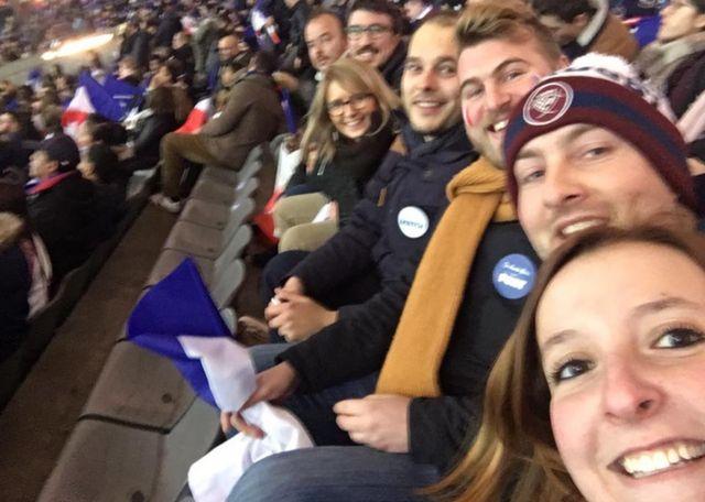 Stade de France le 11 Novembre 2016.