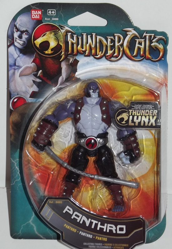 Autres collection figurine thundercats