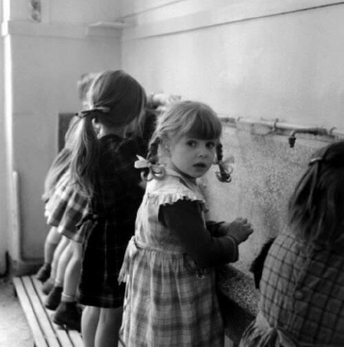Le lavabo - 1956