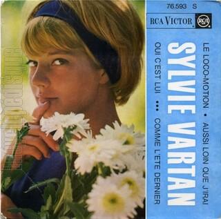 $ylvie Vartan, 1962 $uite et fin