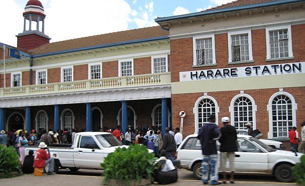 Blog de lisezmoi : Hello! Bienvenue sur mon blog!, Le Zimbabwe : Hararé