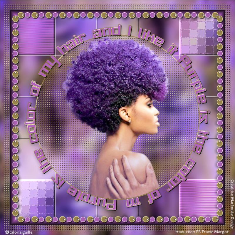 *** Purple ***