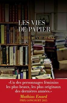 Les vies de papier - Rabih Alameddine -