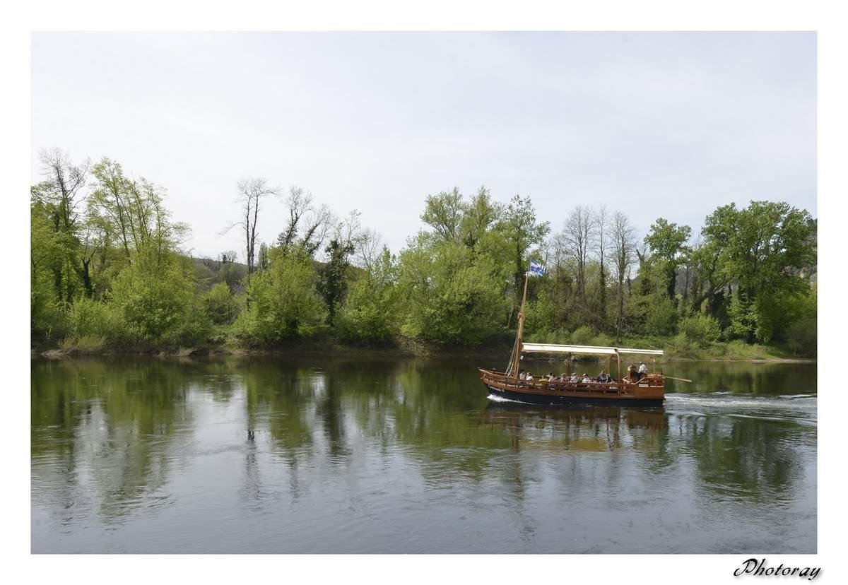 La Roche Gageac - Dordogne - Aquitaine - 11 Avril 2014