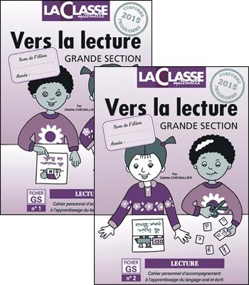 Les livres utilisés en classe