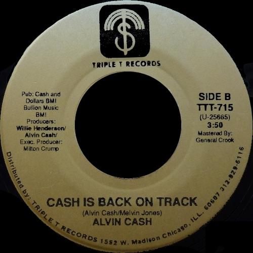 1988 : Single Triple T Records TTT-715 [ US ]