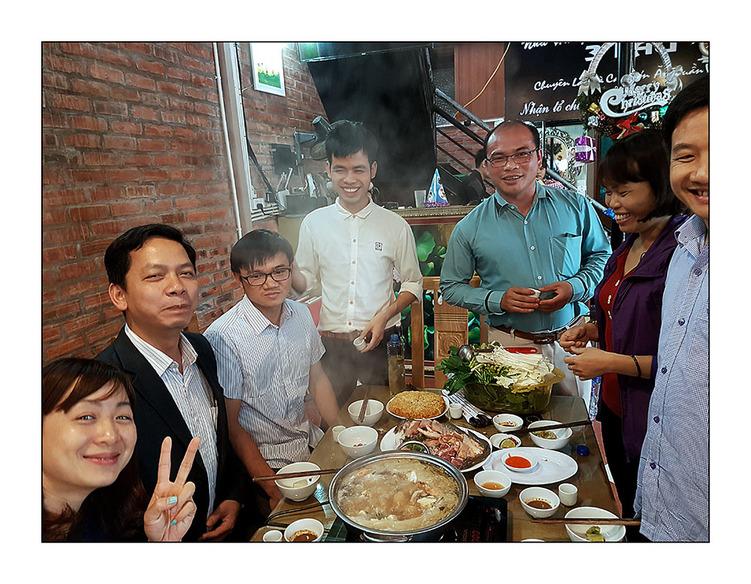 Et  à Vinh Phuc on en est où?