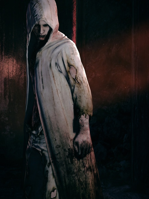 The Evil Within #1 Ruvik