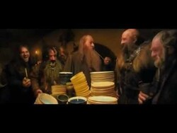 Le Hobbit: La chanson de Bilbon, celle du film vs celle du livre