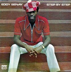 Eddy Senay - Step By Step - Complete LP