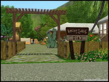 Camp Summer Village