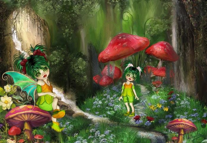 Forêts Magique