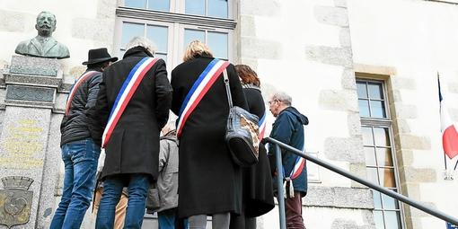 Réfugiés. Encore 80 personnes devant la gendarmerie de Quimperlé (LT.fr-14/01/2019)