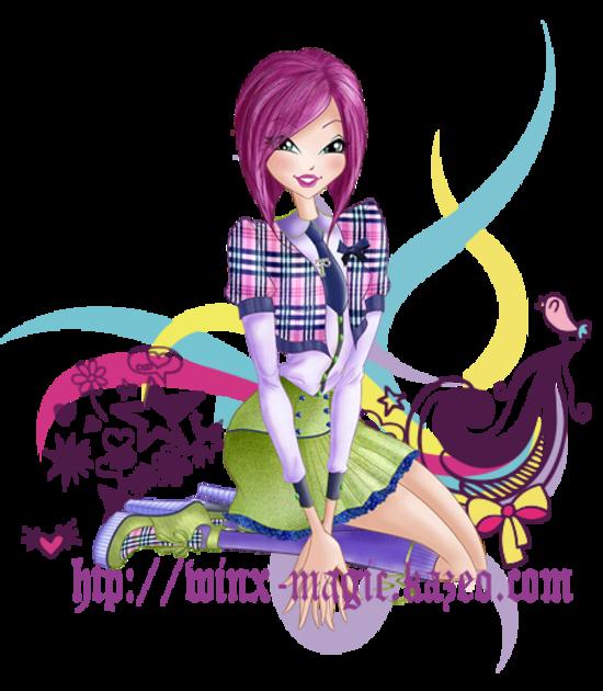 Tecna-Fairy-school-au-sol