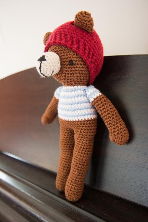 Mylène - Crochet : Doudou Mook