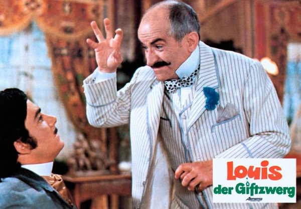HIBERNATUS - BOX OFFICE LOUIS DE FUNES 1969 MISE A JOUR