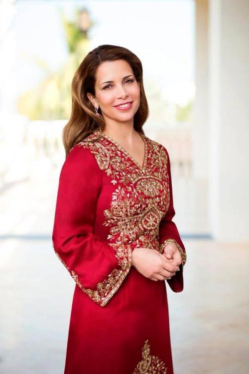 Princesse Haya Al Hussein de Jordanie