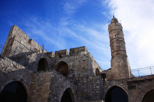 Tour de David de Jérusalem