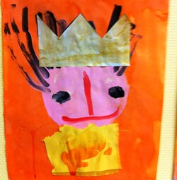 Portraits de rois et reines