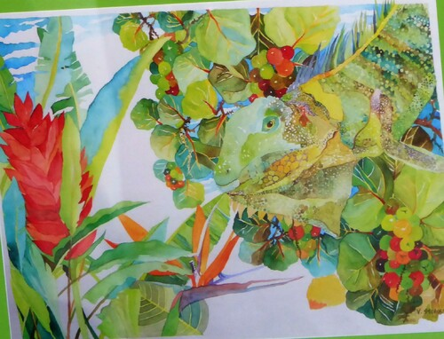 Exposition d Aquarelle