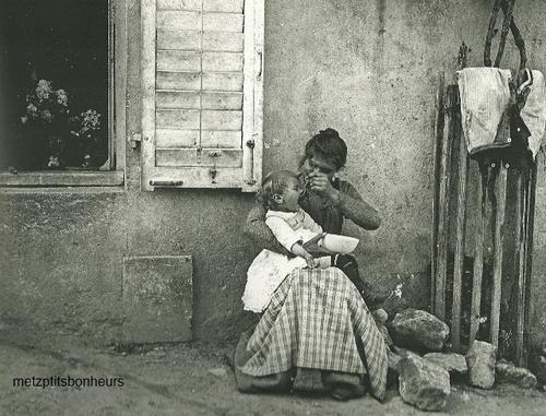 La Lorraine de nos grands-parents...