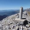 Du sommet de la Peña Sabocos (2757 m), la Peña de Oroel