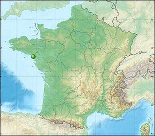 3-la Brière / Parc naturel depuis 1970