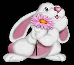 Tubes Animaux Pâques