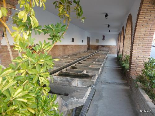 le lavoir communal de Canjáyar