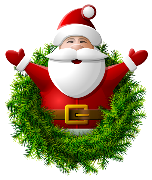 http://gallery.yopriceville.com/var/resizes/Free-Clipart-Pictures/Christmas-PNG/Santa_Claus_Wreath_PNG_Clipart_Image.png?m=1439623775