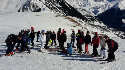 Ski suite