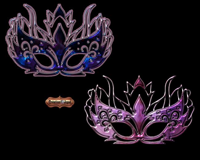 Masks Carnaval de ma création Jopel