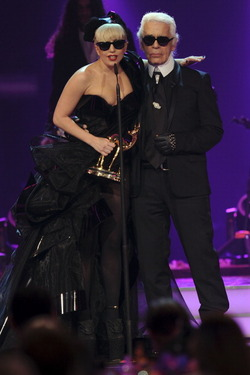 BAMBI AWARDS 2011