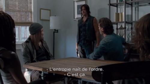 TWD S06E11 : Knots Untie
