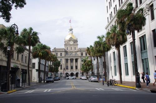 Jour 4 - Savannah, Géorgie