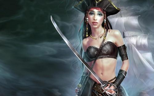 Fantastic  Women Warriors