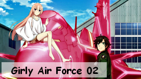 Girly Air Force 02