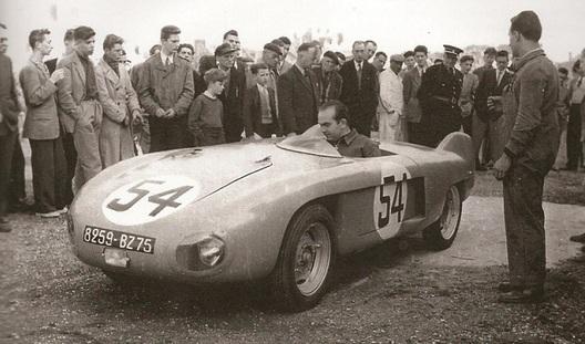 Le Mans 1953 Abandons II