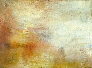Turner-William-Soleil-couchant-sur-un-lac