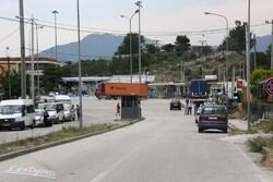 Passage en Albanie
