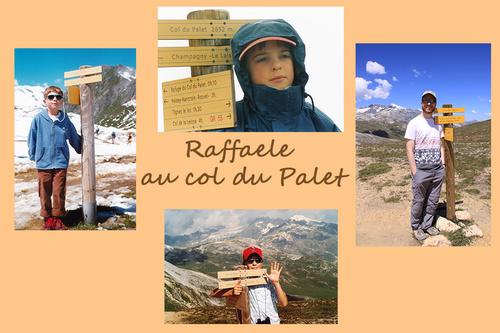 27/07/2018 Col du Palet et Col de la Croix des Frêtes Tignes Vanoise 73 Savoie France