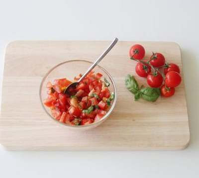 Recette de cuisine : Bruschettas