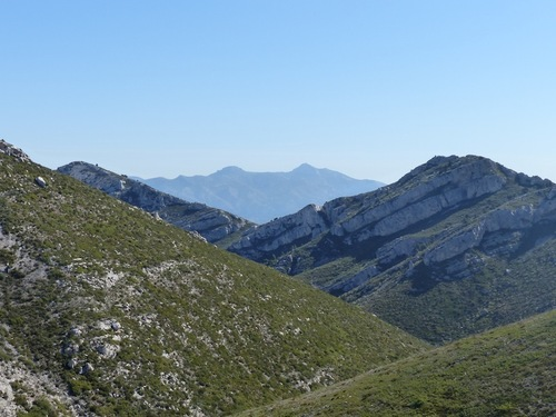Entre Carpiagne et Saint Cyr