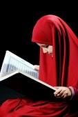 La lecture du coran sans remuer les lèvres-
