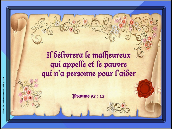 Ronde Versets du coeur 142