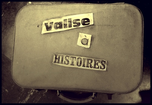 Ma valise à histoires...