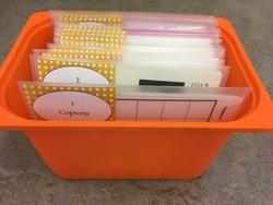 Organisation du fichier de classe