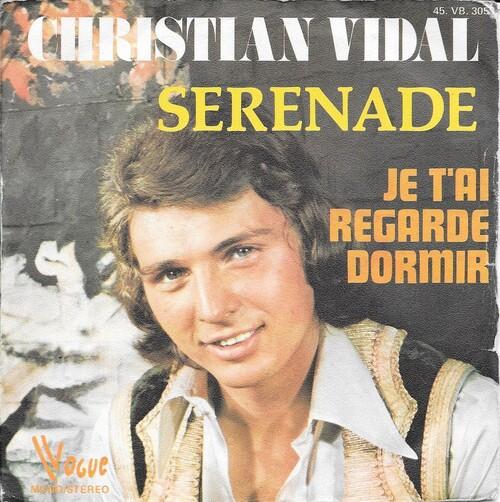 Christian Vidal - Sérénade (1974)